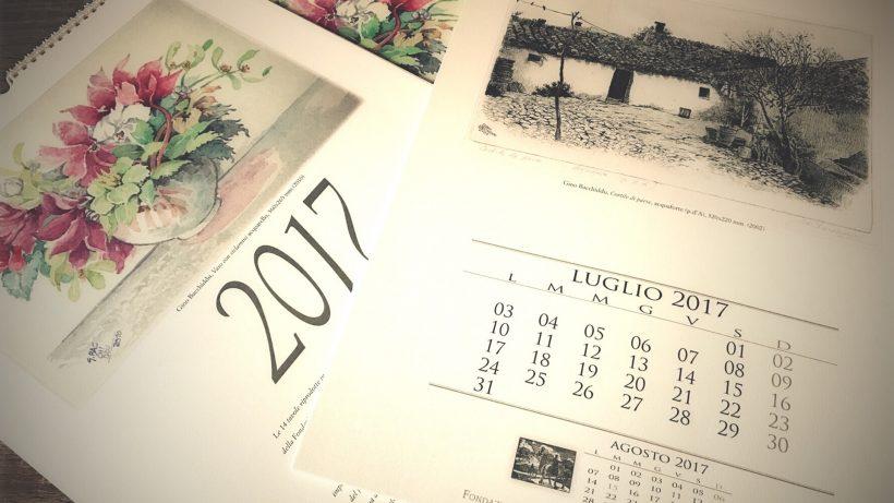 Calendario della Fondazione