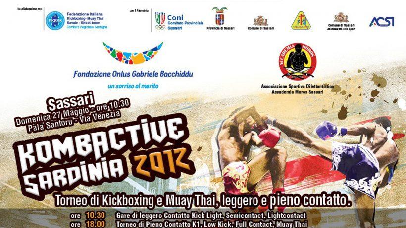 Kombactive Sardinia 2012