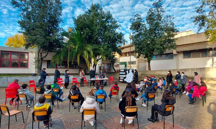 Continua l'attività con l'Istituto San Donato